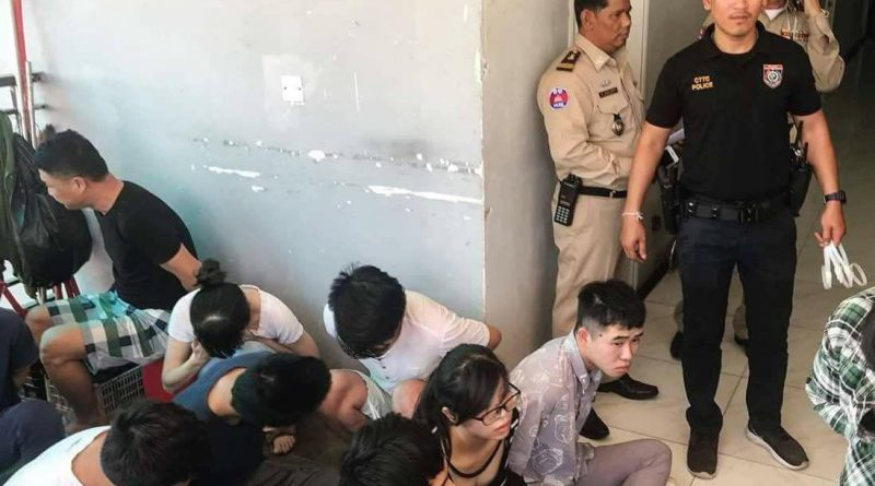 Prostitutes Svay Rieng